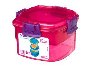 Sistema Snack Box Roze