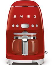 SMEG_Koffiefilter_Apparaat_Rood