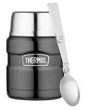Thermos Voedseldrager King Grijs