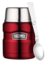Thermos Voedseldrager King Rood
