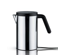 Alessi Waterkoker Hot.It RVS/Zwart - 0.8 Liter