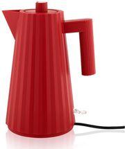 Alessi waterkoker Plissé rood - 1.7 liter