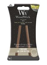 WoodWick Autoparfum Navulling Fireside
