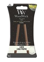 WoodWick Autoparfum Navulling Linen