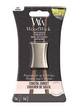 WoodWick Autoparfum Starter Kit Coastal Sunset