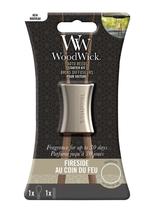WoodWick Autoparfum Starter Kit Fireside