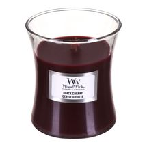 WoodWick Mini Candle Black Cherry