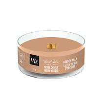 WoodWick Petite Candle Golden Milk