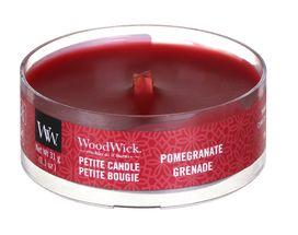 WoodWick Petite Candle Pomegranate