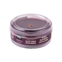 WoodWick Petite Candle Spiced Blackberry