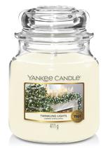 Yankee Candle Geurkaars Medium Twinkling Lights