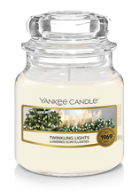 Yankee Candle Geurkaars Small Twinkling Lights