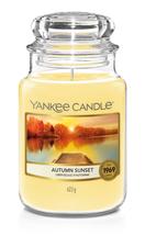 Yankee Candle Large Jar Autumn Sunset