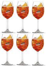 Aperol Spritz Gläser 51 cl - 6 Stück