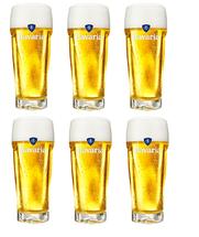Bavaria Bierglazen 25 cl - 6 Stuks