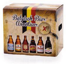 Bieravontuur Belgie Bierpakket