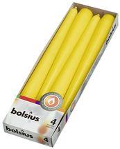 bolsius-dinerkaarsen-4stuks-geel