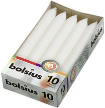 bolsius-dinerkaarsen-wit-10stuks