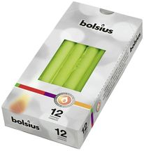 bolsius-gotische-kaarsen-10stuks-limoen-groen