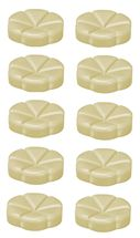 Bolsius geurchips Creations Vanilla Cream - 10 stuks