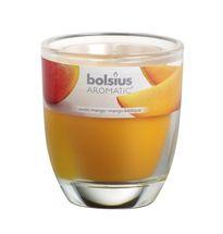 Bolsius geurglas Aromatic Exotic Mango 80/70 mm