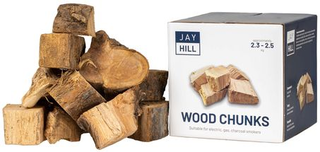 Jay Hill Rookhout Apple Wood Chunks