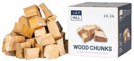 Jay Hill Rookhout Cherry Wood Chunks