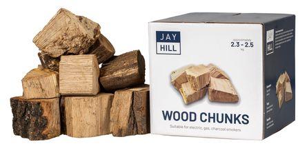 Jay Hill Rookchunks Eik 2.5 Kg