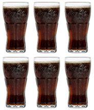 Coca Cola Glazen 6 stuks