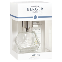 Lampe Berger giftset Geometry transparant