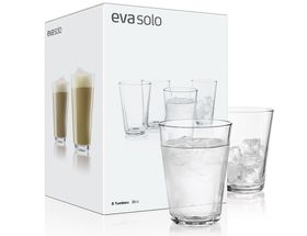 Eva Solo Glazenset Transparant 38 cl - 8 Stuks