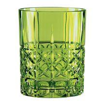 Highland Whiskeyglas groen 34cl
