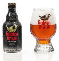 Gulden Draak Bokaal Bierglas 33 cl
