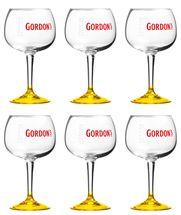 Gordon's Gin Tonic Glas Lemon