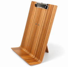 Kookboekstandaard hout