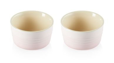 le-creuset-creme-brulee-schaaltjes-shell-pink