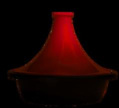 le-creuset-tajine-kersenrood-35cm