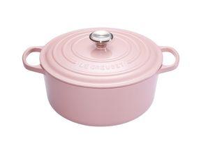 Le Creuset braadpan Signature roze Ø 20 cm
