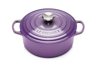 Le Creuset braadpan Signature ultra violet
