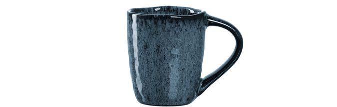 Leonardo Espresso Kopje Matera Blauw 9 cl