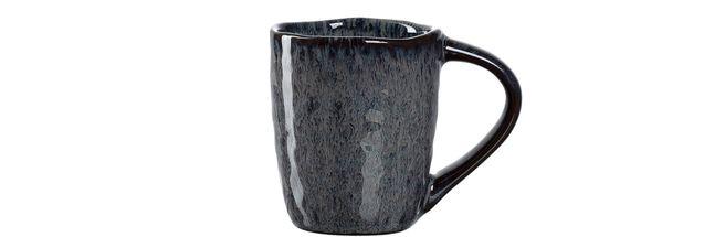 Leonardo Espresso Kopje Matera Zwart 9 cl