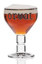 Orval Bierglas 33 cl