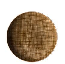 Rosenthal Mesh gebaksbordje ø 17cm - walnut