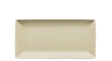 Rosenthal Mesh serveerschaal 20x10cm - cream