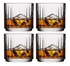 Sareva Whiskyglazen Moville 32 cl - 4 Stuks