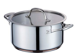 MasterChef Copperline Casserole Pan 20cm