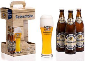 Weihenstephaner Hefe Weizen Bierpakket