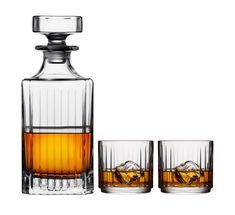 Sareva Whisky Set Moville 3-Delig