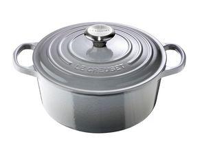 Le Creuset braadpan grijs 24cm