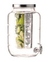 Leonardo Drank Dispenser met Infuser Succo 7 Liter